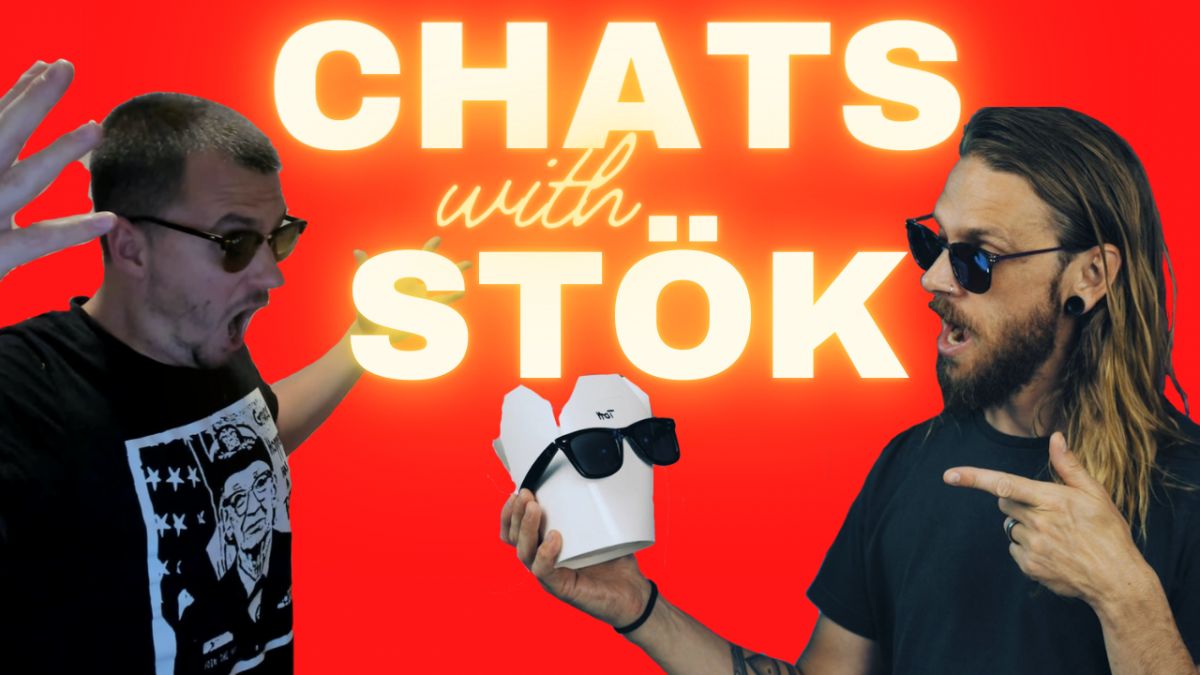 STÖK / hakluke Interview